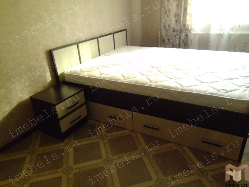 Кровать сакура с ящиками схема сборки фото 522