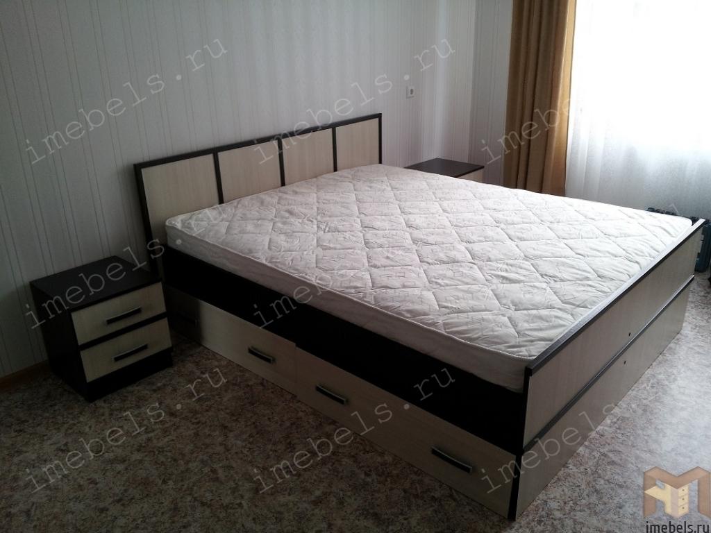 спальня сакура 1 ай мебелс Imebelsru